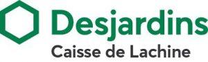Logo : Desjardins (Caisse de Lachine) (Groupe CNW/Ville de Montréal - Arrondissement de Lachine)